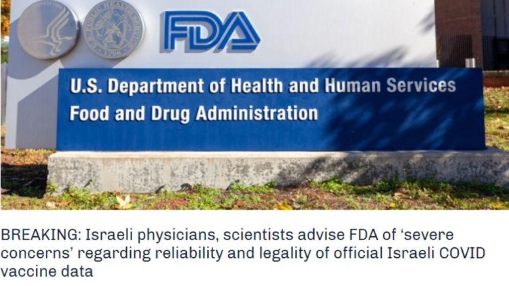 החזית המקצועית לאתיקה הגישה מכתב אזהרה ל-FDA על זריקת הקורונה לילדים